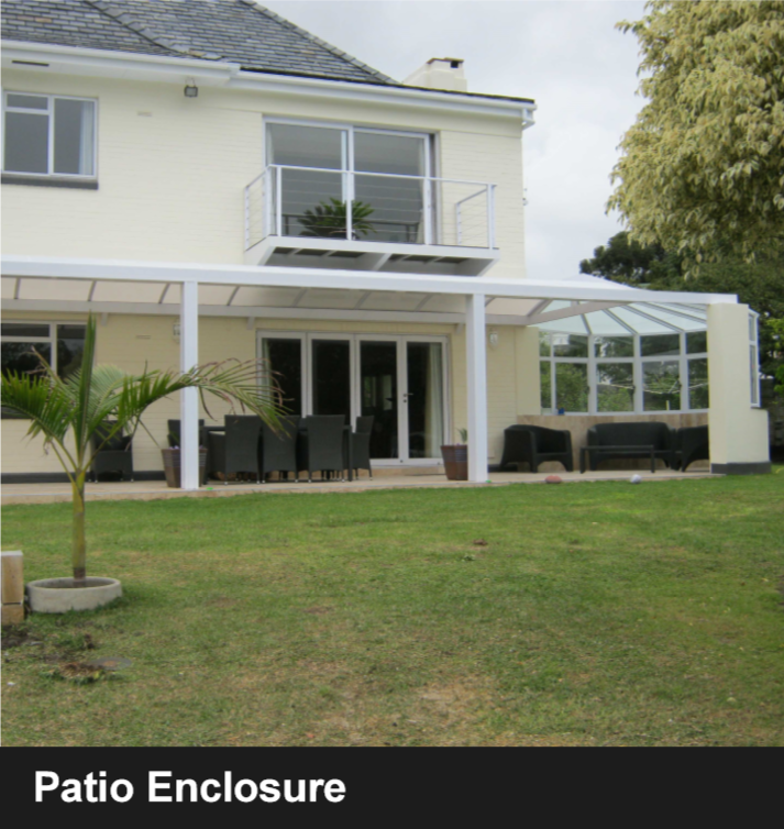 Aluminium And Glass Products Glass Conservatories Pool